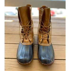 Beautiful 8 Eye LL Bean Boots
